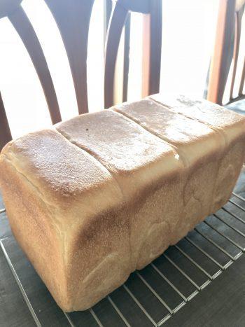 a-ta-sante糖質制限パン料理教室。阿倍野区。桃ヶ池町。a-ta-sant'e.京都江部粉。小麦粉パン上級者コース。黄金の食パン。利野郁枝。