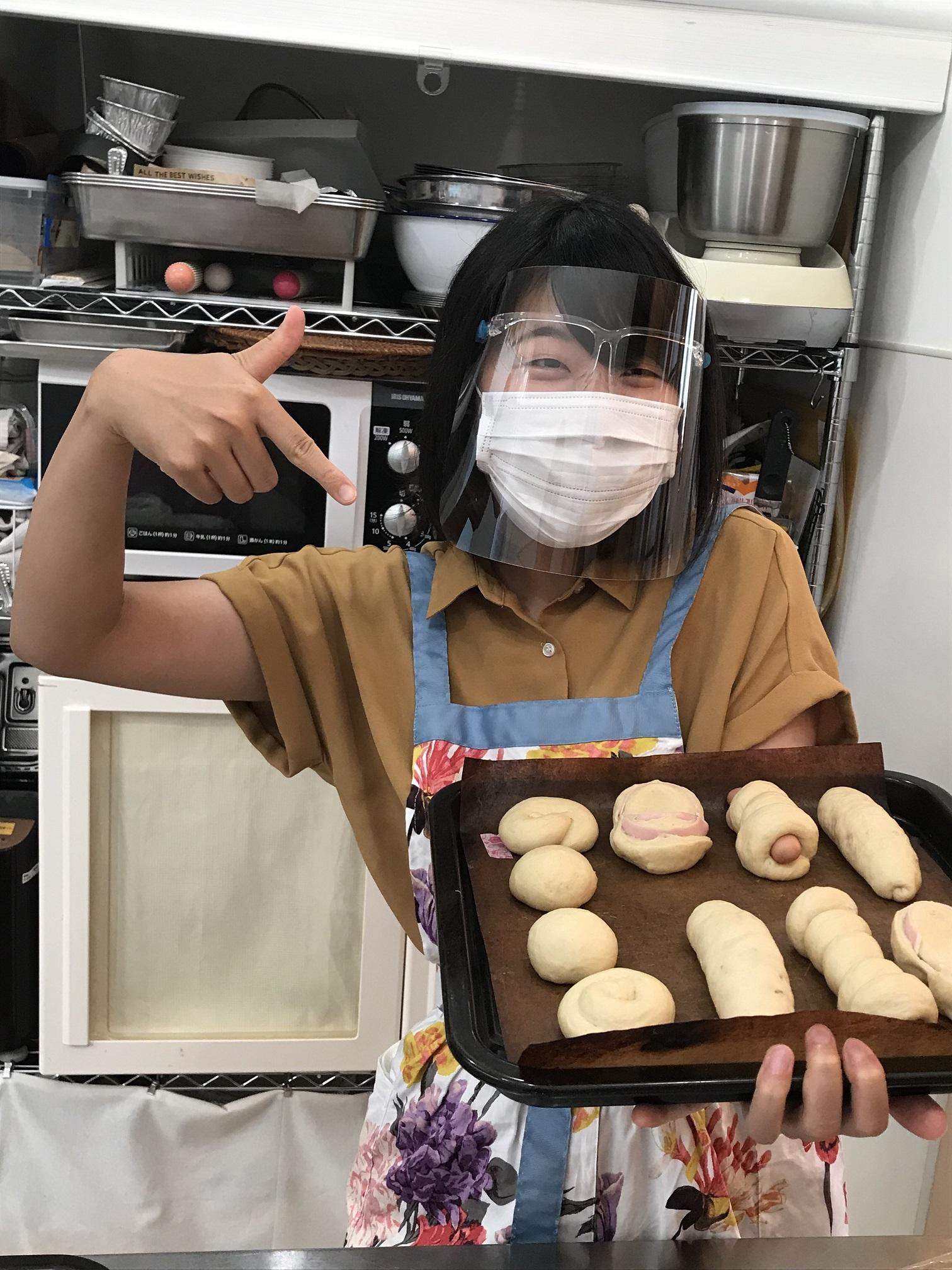 2021.09.23.a-ta-sante糖質制限パン料理教室。阿倍野区。桃ヶ池町。a-ta-sant'e.京都江部粉糖質制限パン体験会。ごきげん低糖質パン。低糖食コーディネーター。江部粉パンの第一人者。低糖質料理教室。利野郁枝。